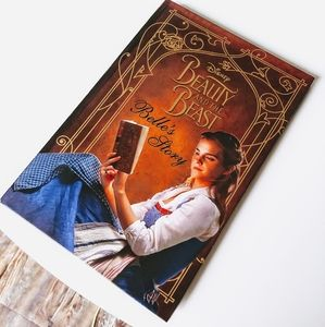 Beauty and The Beast: Belle's Story Book